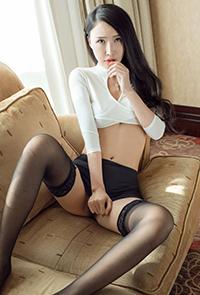 尤物馆性感美女模特俞